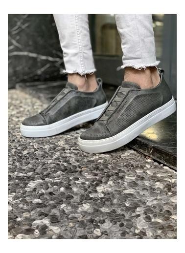 Chekich Ch011 Erkek Ayakkabı Gri